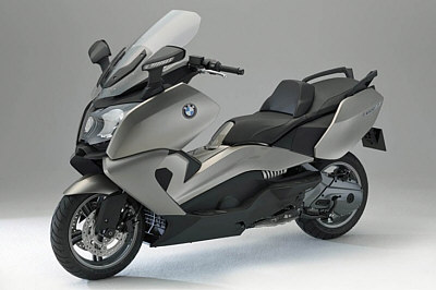 BMW Scooter C 650 GT