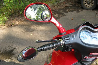 Chinese Scooter Mirrors